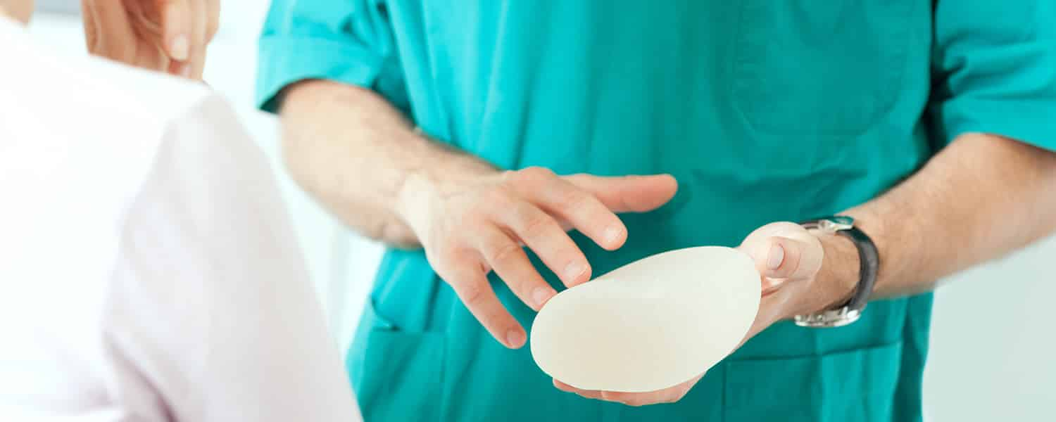 Worried that your breast implants are sitting too high after your operation?